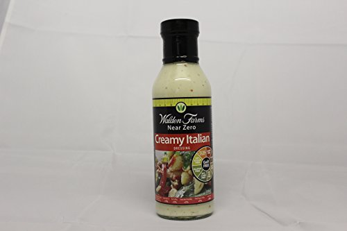 Walden Farms Creamy Italian Dressing 12 Ounce Food