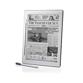 IREX DR 800 SG 8.1-inch Touchscreen eReader
