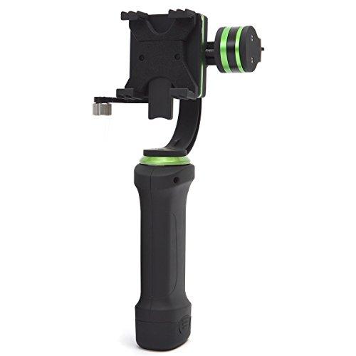 サンコー 3軸電子制御カメラスタビライザー ※日本語説明書付き 3AXSTA8H
