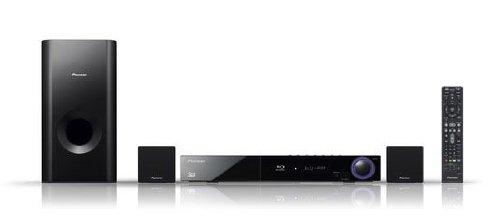 Pioneer BCS-FS111 2.1 Blu-ray Heimkinosystem (HDMI, DLNA, USB 2.0) schwarz