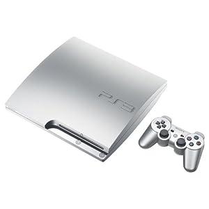 PlayStation 3 (160GB) サテン・シルバー ( CECH-2500A SS )