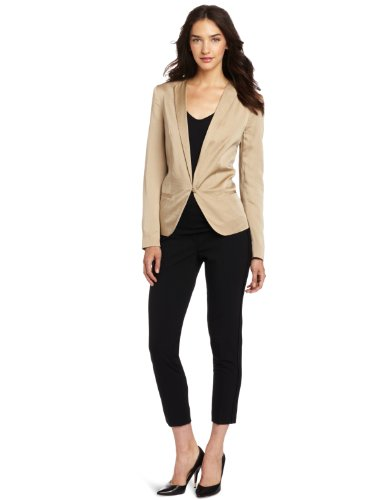 42808b6c44a Best Deal on French Connection Women s Darling Drape Jacket