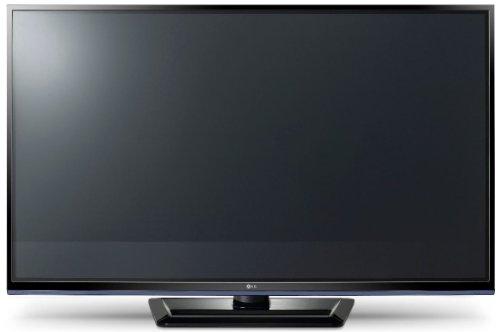 LG 60PA5500 152 cm (60 Zoll) Plasma Fernseher, Energieeffizienzklasse B (Full HD, 600Hz sfd, DVB-T/C) schwarz