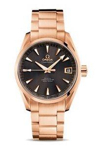 Omega Seamaster Aqua Terra Mid Size Chronometer 231.50.39.21.06.001
