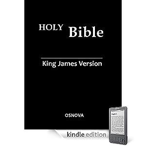 Kindle Bible (KJV with Apocrypha) (best navigation with Direct Verse Jump)