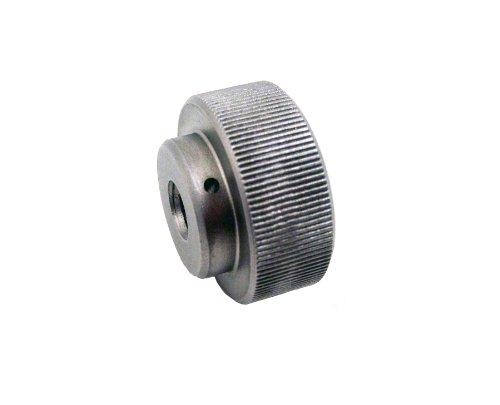 Tapped Hole Winco Knurled Nut Pin Steel Dowel Jw