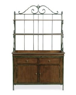 Buy low price furniture baker s rack buffet hutch in for Affordable furniture in baker