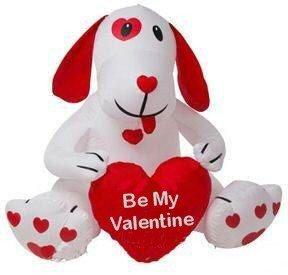 36Ft Valentines Day Gemmy Airblown