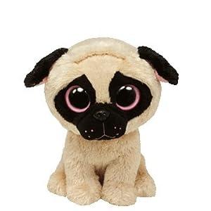 Ty Beanie Boos Pugsly - Pug