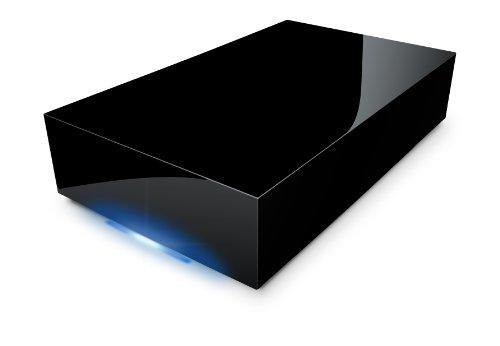 LaCie Hard Disk Quadra 2 TB eSATA/FireWire800/FireWire400/USB 2.0 Desktop External Hard Drive 301882U