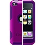 OtterBox Commuter Case for iPod Touch 4th Gen (Purple) for $24.25 + Shipping