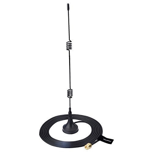 eForCity® Wi-Fi Booster Antenna Compatible with D-link DWL520, Linksys WMP11, WET11, Netgear MA311, or D-link Aps, 2400-2483 MHz, 6ft