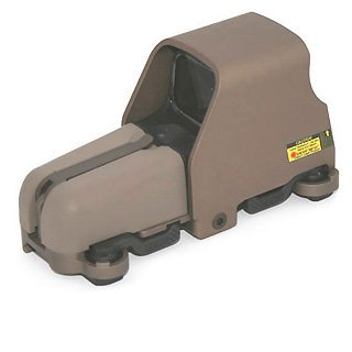 EOTech Military Holographic Weapon Sight 553.A65TAN