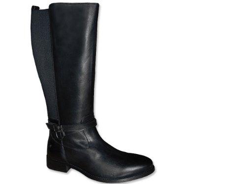 Daniel Hechter Stiefel Damen Schwarz - Stiefel - schwarz , Schuhgröße 40