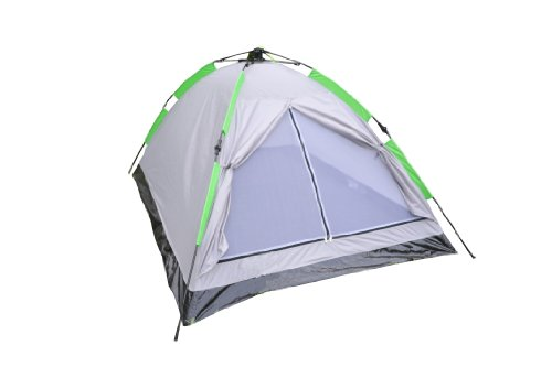 2 Person 3 Season Easy up Camping Tent with Mesh Door