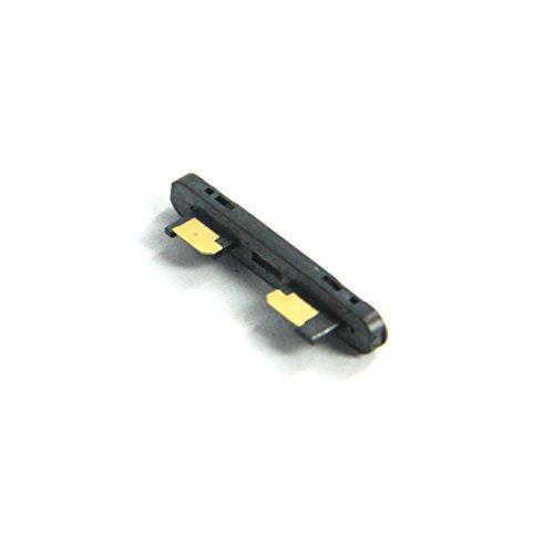 SKILIWAH® SONY Xperia Z2 Z3修理交換用 マグネット充電端子 磁性充電端子 充電クレードル触点 修理パーツ 黒