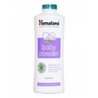 Himalaya Baby Powder (400g) (Pack of 2)