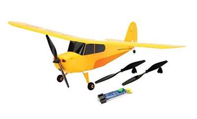 The-Champ-with-Bonus-E-Flite-150mAh-1s-37V-25C-LiPo-Battery-Prop-and-Spinner