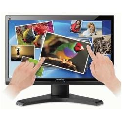 Viewsonic VX2258WM 22-Inch (21.5-Inch Vis) Multi-Touch Full HD Monitor with 1920x1080 Resolution - Black