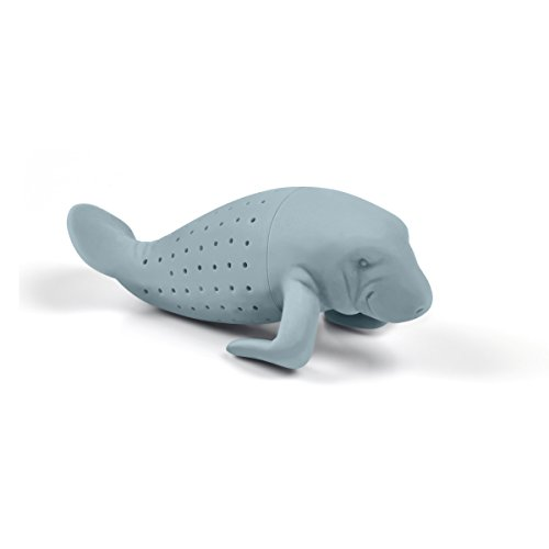 Fred and Friends MANATEA Silicone Tea Infuser
