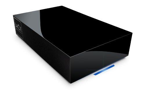 LaCie Hard Disk Quadra 1TB eSATA/FireWire800/FireWire400/USB 2.0 Desktop External Hard Drive 301881U