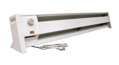 Fahrenheat-FBE15002-Dual-Wattage-Electric-5120-BTU-Baseboard-Heater-15001000-watt