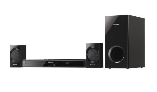Panasonic SC-BTT182EGK 2.1 Blu-ray-Heimkinosystem (Cinema Surround, 520 Watt, W-LAN ready, 2D/ 3D, Smartphone App) schwarz