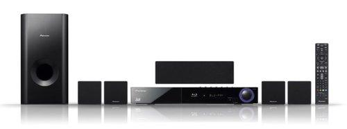 Pioneer BCS-212 5.1 Blu-ray Heimkinosystem (HDMI, DLNA, USB 2.0) schwarz