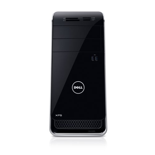 Dell XPS x8900-2506BLK Desktop (6th Generaton Intel Core i7, 16 GB RAM, 1 TB HDD) NVIDIA GTX 745