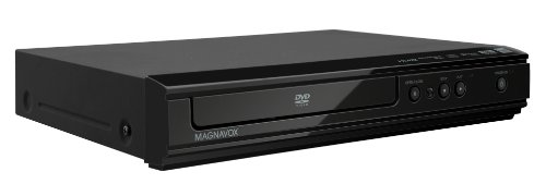 Magnavox MDV3000/F7 Up Conversion DVD player, Black