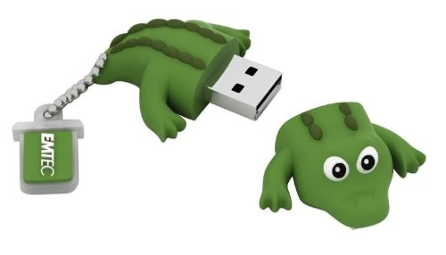 FLASH DRIVE 4GB M327 CROCODILE (EKMMD4GM327) -