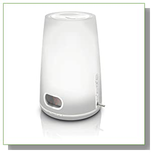 Philips Hf3470 Wake-up Light,  White