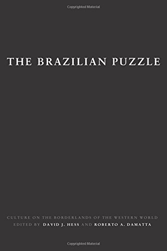 The Brazilian Puzzle - Culture on the Borderlands of the Western World (Paper)