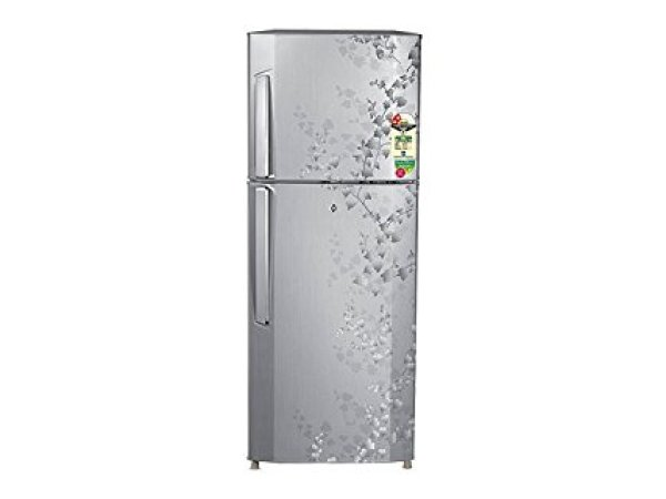 LG GL-B252VPGY Frost-free Double-door Refrigerator (240 Ltrs, 2 Star Rating, Silk Blossom)