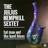 "Cover of ""Fat Man & Hard Blues"""