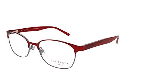 TED BAKER SAMBADROME 2192 228 Brillen + Etui + Putztuch