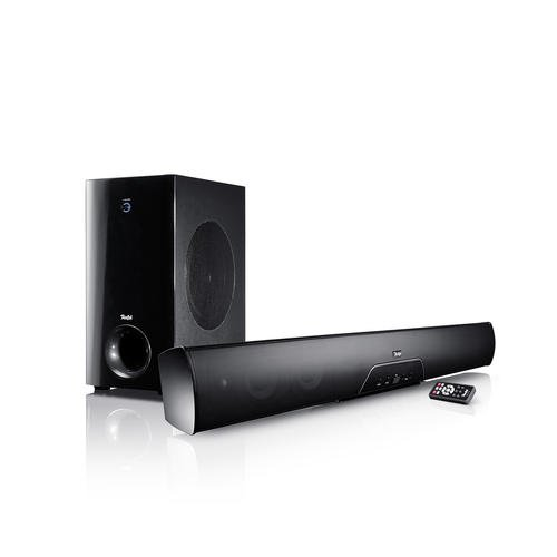 Teufel Cinebar 50 SE 2.1 Heimkino Virtual Surround Soundbar System Schwarz