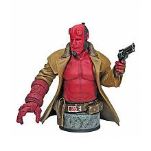 Hellboy-2-The-Golden-Army-Hellboy-Mini-Bust