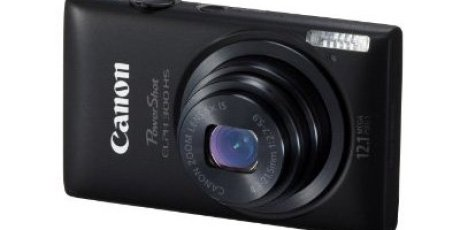 Review Canon PowerShot ELPH 300 HS 12.1 MP Digital Camera