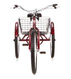 Schwinn three wheel adult bicycles also not present?