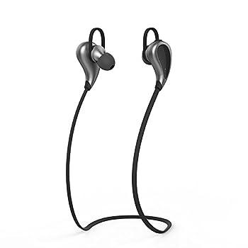 X-LIVE Bluetooth 4.1 ワイヤレスイヤホン マイク内蔵 ハンズフリー 通話 CSR 8635 CVC ノイズキャンセリング搭載 防汗 高音質スポーツイヤホン 技適認証済
