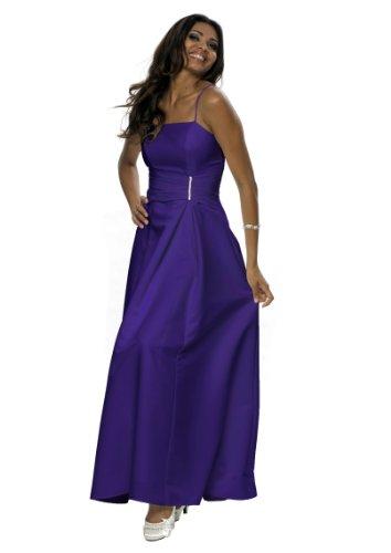 Elegantes Abendkleid, Farbe lila, Gr.36 von Astrapahl