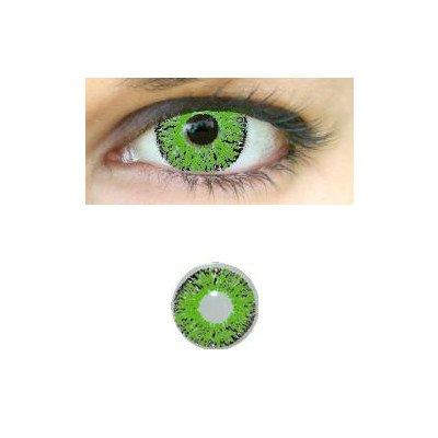 Farbige Kontaktlinsen EYE 2 EYE ENHANCED green