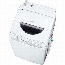 東芝 9.0kg 全自動洗濯機 ピュアホワイトTOSHIBA タテ型 ZABOON(ザブーン) AW-90SDM-W