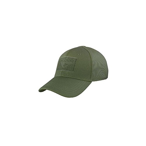 Condor Outdoor Flex-Fit Tactical Cap OD Green L/XL