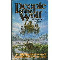 "Cover of ""People of the Wolf (North Ameri..."
