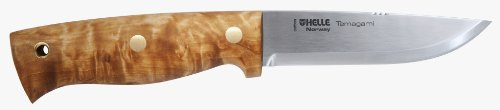 Helle Temagami Carbon Steel Knife