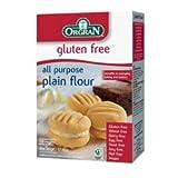 Orgran Gluten Free All Purpose Plain Flour -- 17.5 oz
