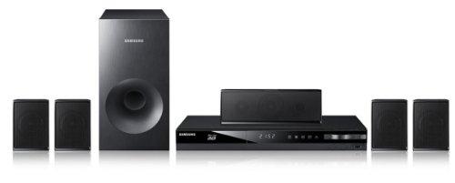 Samsung HT-E350 5.1 Digital Heimkinosystem (DVD, 350 Watt) schwarz