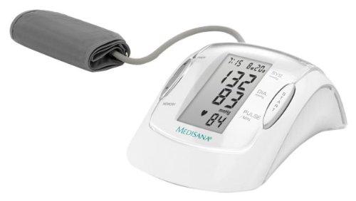 Medisana 51047 MTP Blutdruckmessgerät Oberarm White Line